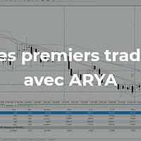 ARYA trading premiers trades