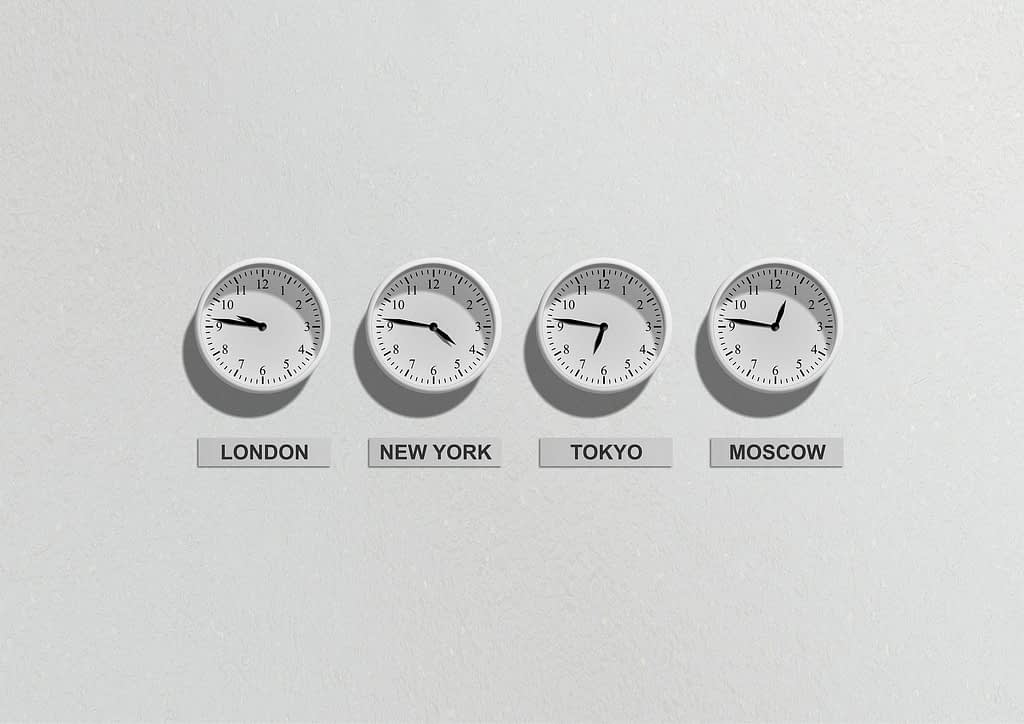 horaires de la bourse