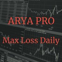 Avis ARYA PRO trading max loss daily